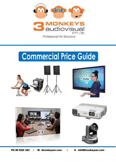 Commercial Pricing Guide