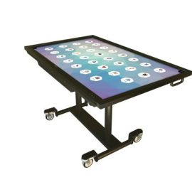 Interactive Panel Mobile Stands